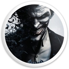 Joker Dynamic Discs Fuzion Trespass Driver Disc
