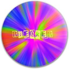 Tye dye Dynamic Discs Fuzion Felon Driver Disc