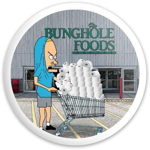 Bunghole Foods Dynamic Discs Maverick Driver Disc