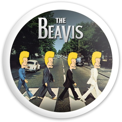The Beavis Dynamic Discs Maverick Driver Disc
