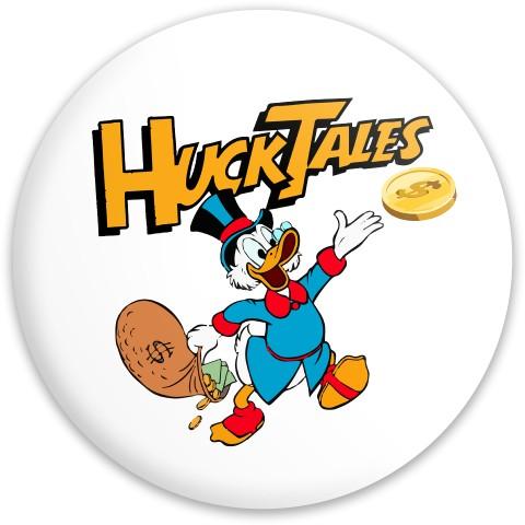 Huck Tales Dynamic Discs Maverick Driver Disc