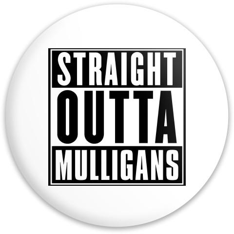 Straight Outta Mulligans Dynamic Discs Maverick Driver Disc