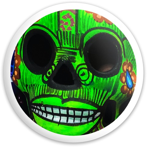 Skulls disc Dynamic Discs Maverick Driver Disc