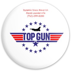 Topgun Dynamic Discs Maverick Driver Disc