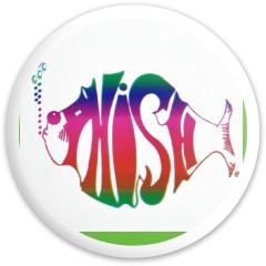 Phish Dynamic Discs Fuzion Trespass Driver Disc