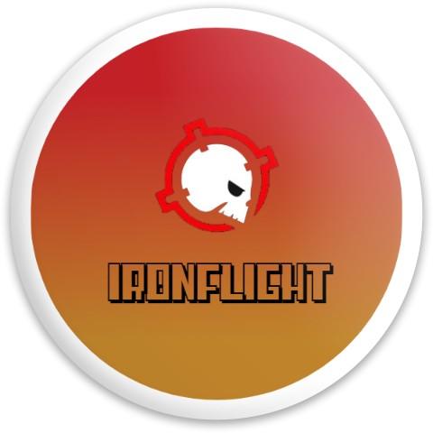 IRONFLIGHT Dynamic Discs Fuzion Trespass Driver Disc