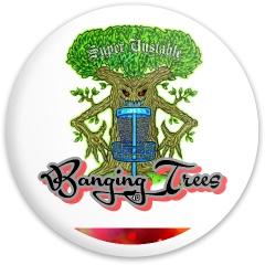 Banging trees 413 Latitude 64 Gold Line Ballista Driver Disc