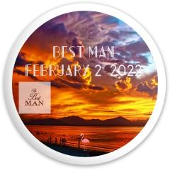best man gift Dynamic Discs Fuzion Trespass Driver Disc