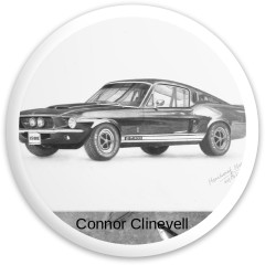 Shelby GT500 Prodigy Disc