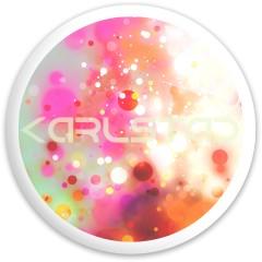 "The ""Karlstad"" disc Latitude 64 Gold Line Ballista Driver Disc"