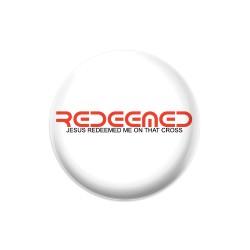 Redeemed by Jesus mini Dynamic Discs Judge Mini Disc Golf Marker