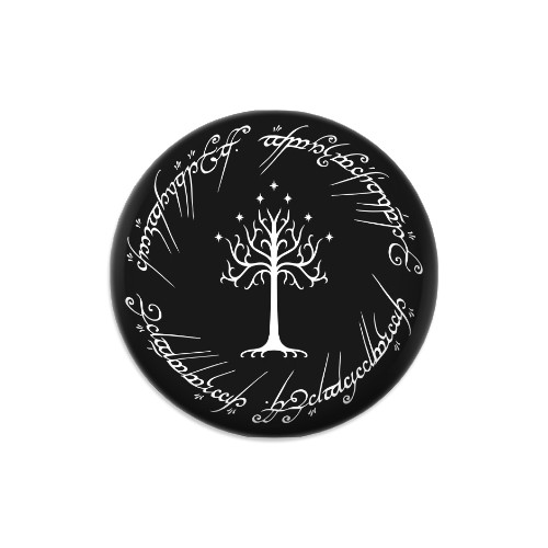 Tree of Gondor Dynamic Discs Judge Mini Disc Golf Marker