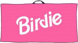 Birdie Disc Golf Towel Custom Disc Golf Towel