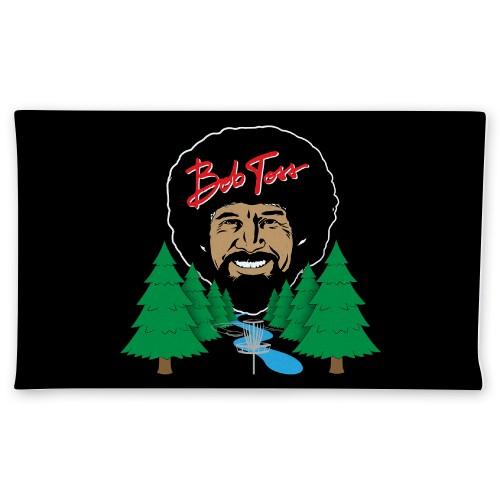 Bob Toss Plush Towel Custom Disc Golf Towel