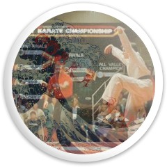 COBRA Kai DGA Banzai Fairway Driver Disc