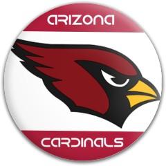 Arizona Cardinals Disc Dynamic Discs TP Sling Midrange Disc