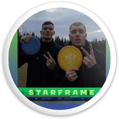 Starframe Fly Discs Disc