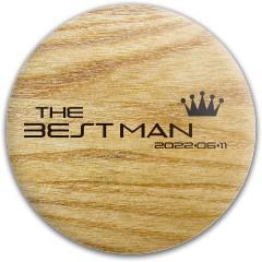 The Best Man Latitude 64 Gold Line Compass Midrange Disc