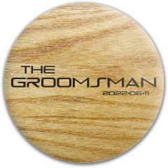 The Groomsman Latitude 64 Gold Line Compass Midrange Disc