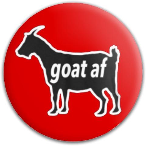 Goat af Dynamic Discs Fuzion Judge Putter Disc