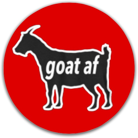 Goat af Dynamic Discs Fuzion Truth Midrange Disc