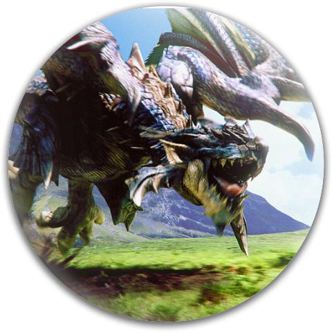 Monster Hunter MVP Neutron Resistor Driver Disc