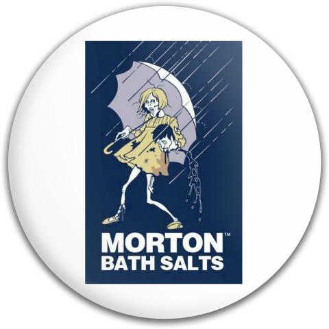 Morton's Bath Salts Driver Latitude 64 Gold Line Scythe Driver Disc