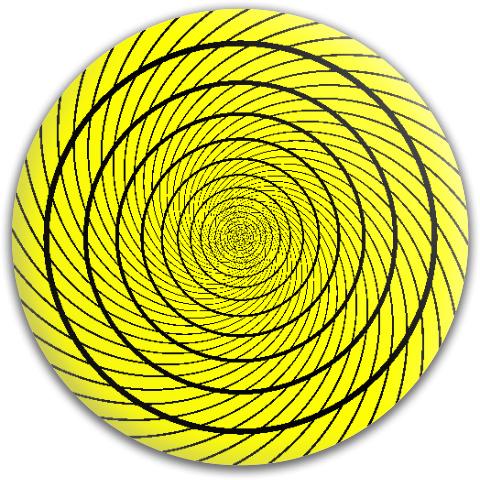 Spiral Illusion Dynamic Discs Fuzion Truth Midrange Disc