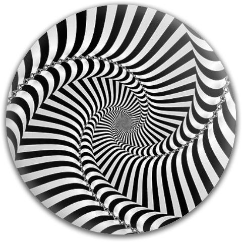 old spiral Latitude 64 Gold Line Scythe Driver Disc