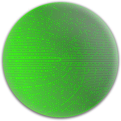 Sacks Spiral Texture Template MVP Neutron Volt Driver Disc