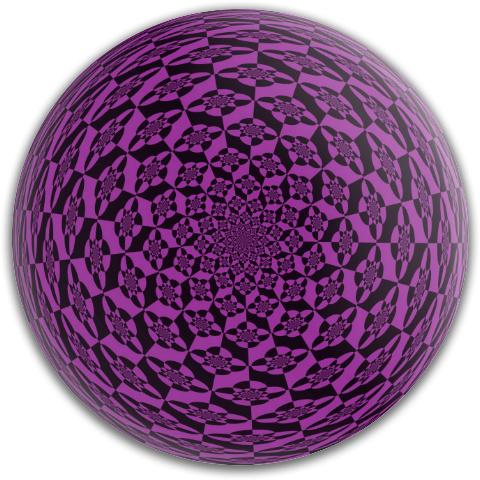Spiral Limit Texture Template MVP Neutron Medium Ion Putter Disc