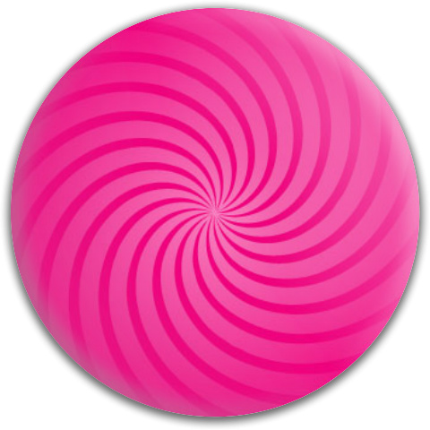 Pink Spiral MVP Neutron Medium Ion Putter Disc