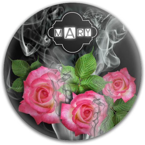 Mary disc roses Dynamic Discs Fuzion Judge Putter Disc