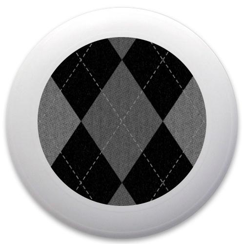 Gray Argyle Pattern Innova Pulsar Custom Ultimate Disc