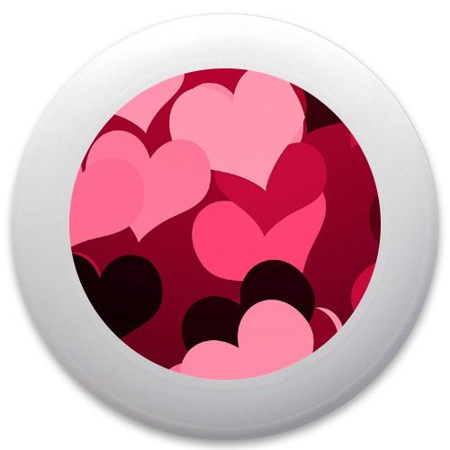 Hearts on Hearts Innova Pulsar Custom Ultimate Disc
