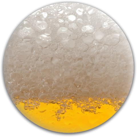 Beer Suds Dynamic Discs Fuzion Verdict Midrange Disc