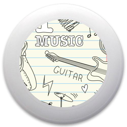 I Heart Music Innova Pulsar Custom Ultimate Disc