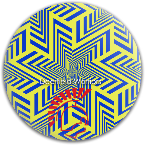 Deerfield Warrior Disc Dynamic Discs Fuzion Judge Putter Disc