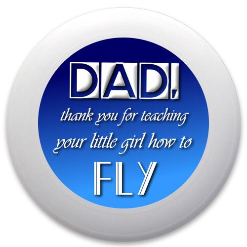 Happy Father's Day! Innova Pulsar Custom Ultimate Disc
