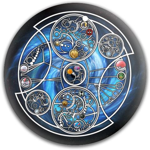 Nerd-white disc Dynamic Discs Fuzion Judge Putter Disc