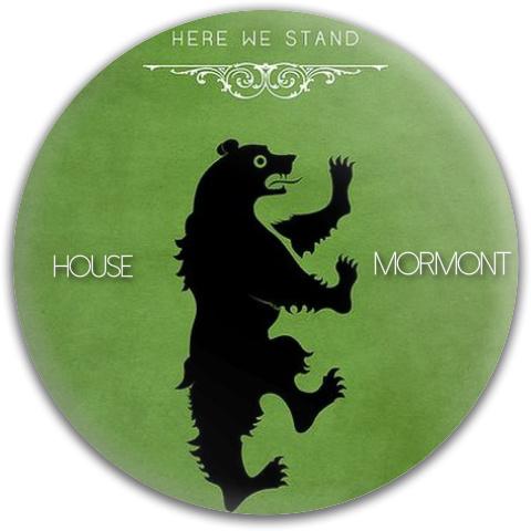 House Mormont Dynamic Discs Fuzion Thief Driver Disc