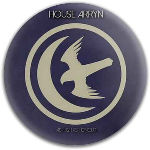 Arryn Sigil Dynamic Discs Fuzion Judge Putter Disc