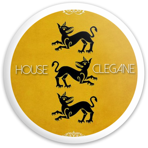 House Clegane Westside Discs Tournament King Driver Disc
