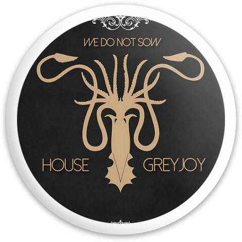 House Greyjoy Westside Discs Tournament World Driver Disc