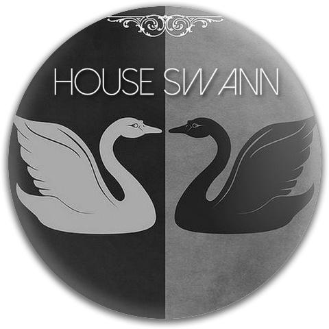 House Swann Dynamic Discs Fuzion Felon Driver Disc
