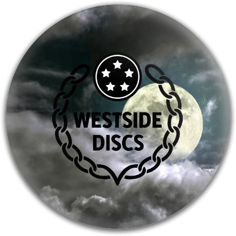 Westside Discs Harp Tournament Plastic Putter
