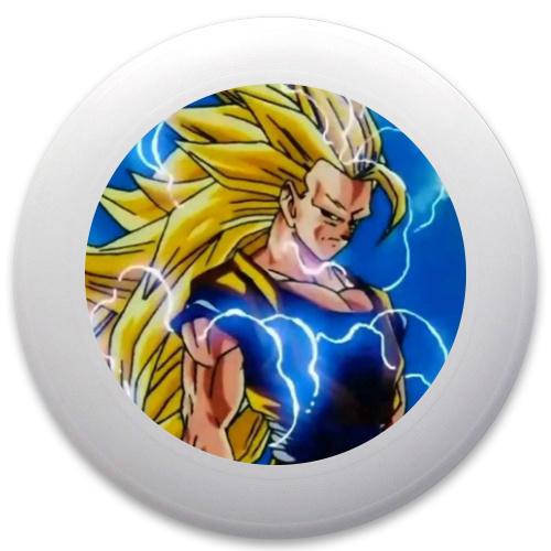 SSJ3 Goku Innova Pulsar Custom Ultimate Disc