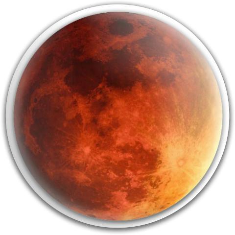 Blood Moon Dynamic Discs Fuzion Justice Midrange Disc