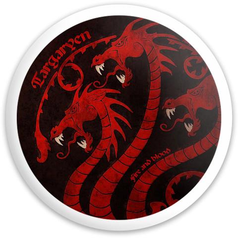Targaryan Driver Fly Discs Disc