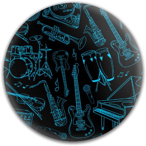 Musicians Delight Dynamic Discs Fuzion Criminal Driver Disc